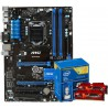 Kit Upg Occasion : Intel pentium G3220 + 8Go + MSI Z97