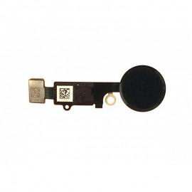 Bouton Home Noir + Nappe iPhone 5C - C34