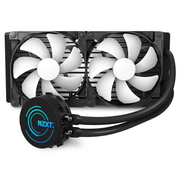 CPU - NZXT Kraken WaterCooling X31 - C2