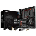 OCCASION - s2011 - MSI X99A GODLIKE GAMING Carbon