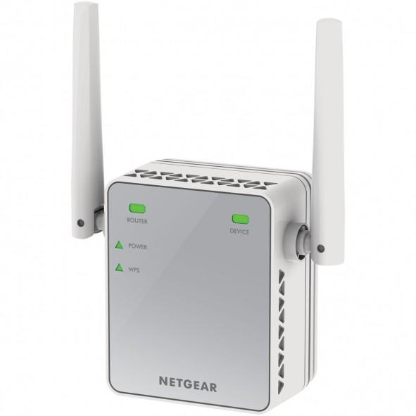R p teur wifi netgear ex2700 c2 for Repeteur wifi exterieur netgear