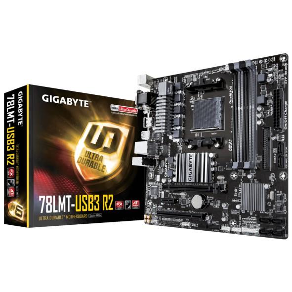 AM3+ - Gigabyte GA-78LMT-USB3 - C42