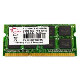 SODIMM DDR3 Crucial Ballistix 4Go 1600Mhz C9 - F2