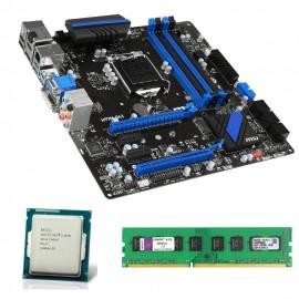 OCCASION - Intel pentium G3220 + 8Go + MSI Z97