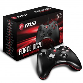MSI Force GC20 - Filaire - C2