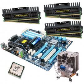 OCCASION - Intel core i5 4690K + 8Go + MSI H97M-G43