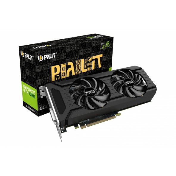 GeForce GTX1060-OC PALIT 6Go - C4